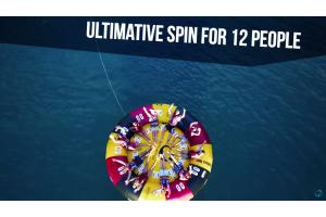 Spinera Professional Endless Ride 8-12 Aqua twisting