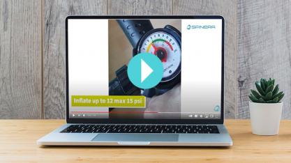 SPINERA Stand Up Paddle - Video zum Erstgebrauch