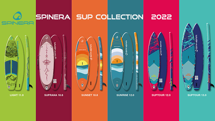 SPINERA SUP Collection 2022