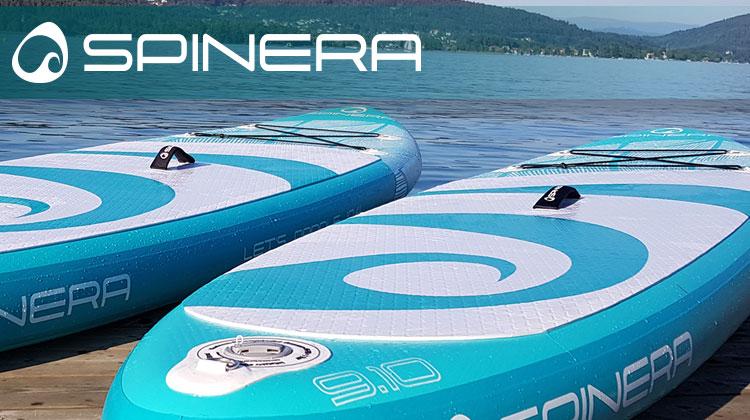 SPINERA Lets Paddle  ♦ der Allrounder unter den SUPs